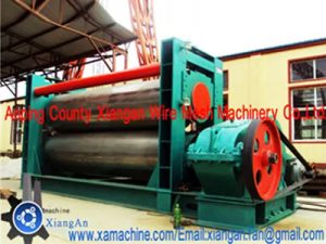 Heavy Duty Flatten Machine