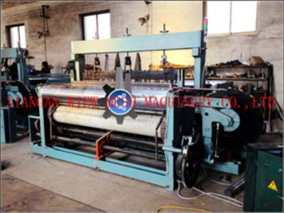 Heavy Duty Wire Weaving Machine