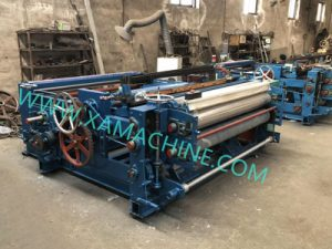 Shuttleless / Rapier Wire Mesh Weaving Machine